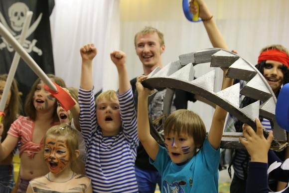 Детские спектакли! Лето 2014 года