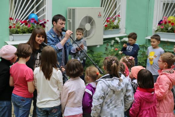 """Анимационные программы! Лето 2014 года в городском летнем лагере """"Умный малыш"""""""