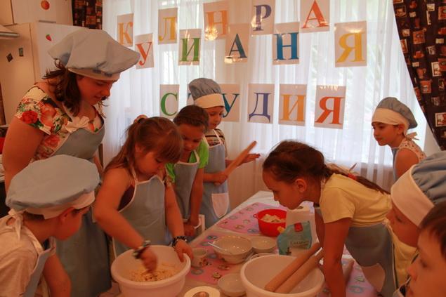 """Летние каникулы в детском лагере """"Умный малыш"""". Лето 2013 год"""