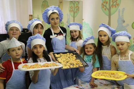 Кулинарные мастер-классы! Лето 2014 года