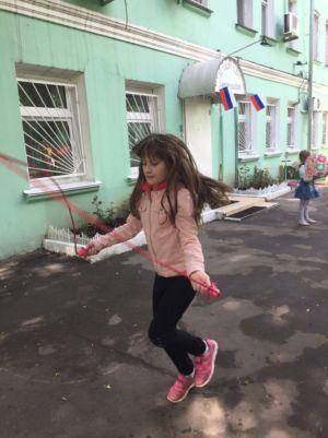 """Открытие второй смены в городском лагере """"Острове детства на Таганке"""" в Москве"""